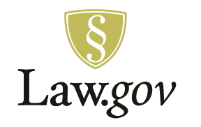 law.gov logo