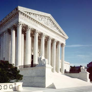 Today is the first day of the new Supreme Court term.