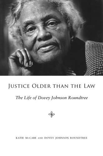 Book Cover–Justice Older Than the Law