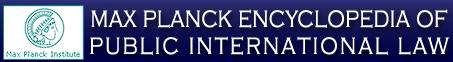 Max Planck Encyclopedia logo