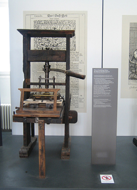 The Gutenberg Press