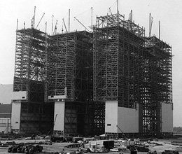 VAB Under Construction