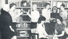 Retro librarians