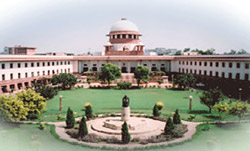 Supreme Court Building, India