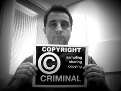 Copyright Criminal by Alec Couros: http://bit.ly/kpbOYu - Licensed Under a Creative Commons CC BY-NC-SA 2.0 License