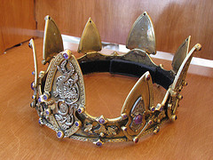 Crown of King Cedric Rolfsson of An Tir by Jeff Martin / Godfrey von Rheinfels - http://bit.ly/lg40hb - Licensed under a Creative Commons CC BY-NC 2.0 License