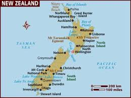 New Zealand Maori Map.Making A Legal Dictionary For An Indigenous Language The Legal